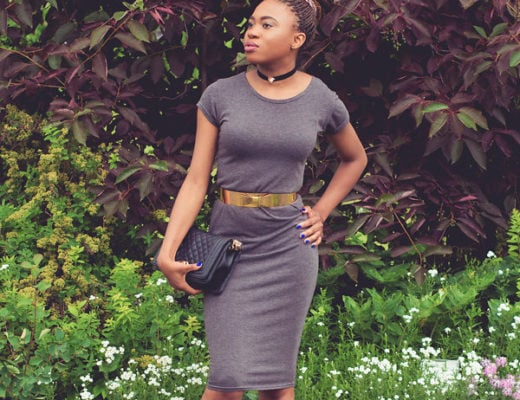 How to style a bodycon dress in different ways