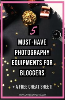THE BEST PHOTOGRAPHY GADGETS FOR BLOGGING