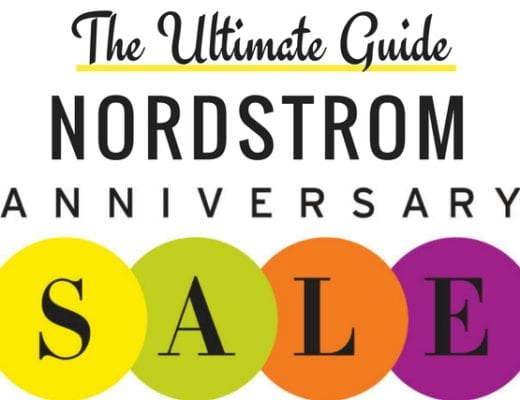 The Nordstrom Anniversary Sale 2017 starts July 21 - August 6, 2017 with Early Access starting July 13. Read on to get insider tips on how to shop the #NSale.