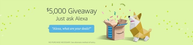 AMAZON PRIME DAY GIVEAWAY IPAD