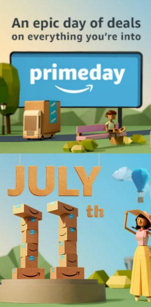 The Best of Amazon Prime Day deals 2017 with hundreds of thousands of deals exclusively for Prime members around the world. Members can enjoy 30 hours of deal shopping starting at 6pm PT/9pm ET on Monday, July 10 – and new deals as often as every five minutes. Prime Members will find millions of items in stock including deals from thousands of small businesses and entrepreneurs.