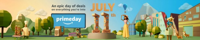 Amazon's third annual Prime Day will be Tuesday, July 11, 2017 with hundreds of thousands of deals exclusively for Prime members around the world. New this year, members can enjoy 30 hours of deal shopping starting at 6pm PT/9pm ET on Monday, July 10 – and new deals as often as every five minutes. Members will find millions of items in stock including deals from thousands of small businesses and entrepreneurs.