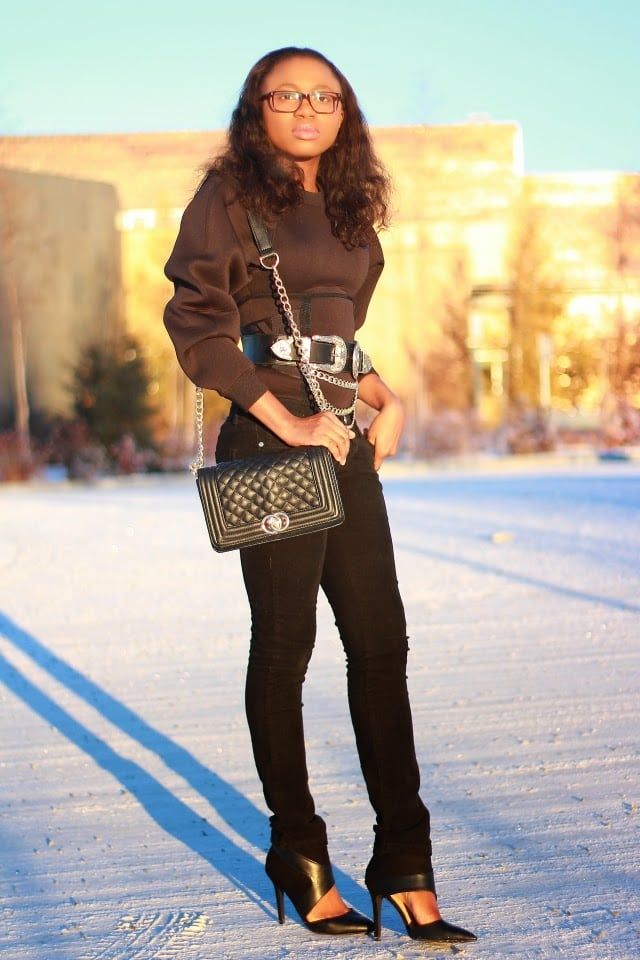 8311692be2278d Black Friday  Stunning Black Monochrome Outfit Inspiration