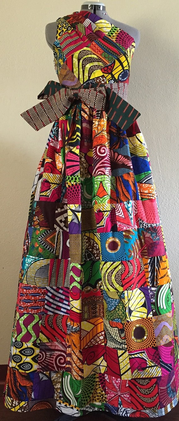 40 Best African Print Dresses [ Where To Get Them] Extraordinary African Dress Patterns