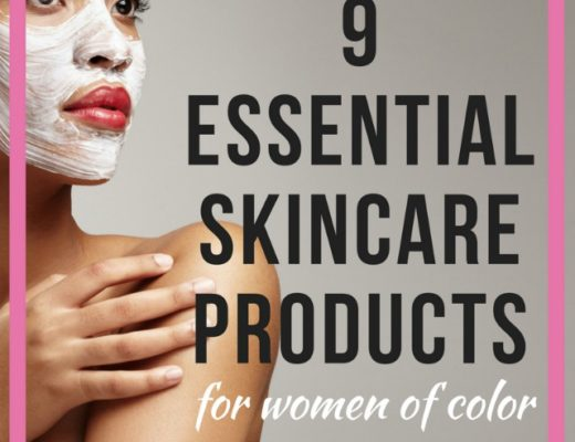 The absolute best skincare products that women of color should know about. These are affordable products that will leave your skin feeling refreshed, nourished, and glowing. Head over to the post to get the scoop!