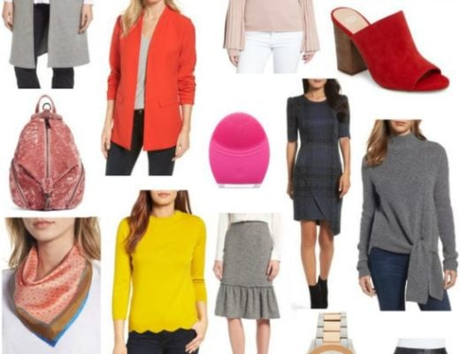 An insider's scoop on the best picks from Nordstrom Anniversary Sale 2017. The ultimate guide to shopping the #Nordstrom sale on a budget! Plus tips on how to shop the anniversary sale like a pro.