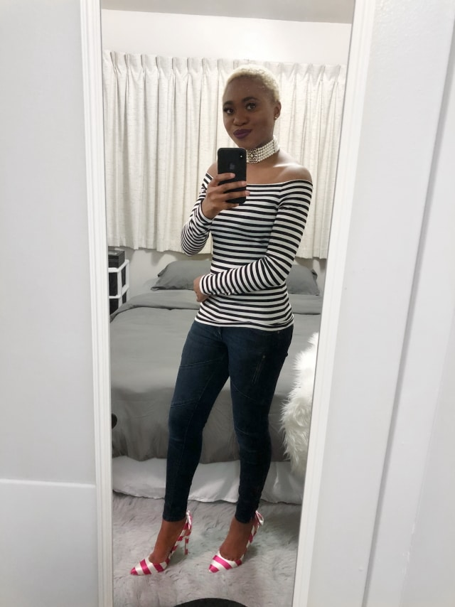 Outfit 6 of 10:Not sure about what Amazon Fashion has to offer? Louisa Moje takes us behind the scenes with detailed reviews wearing clothes from Amazon for 10 days. Don't make the mistakes she made! All the scoop before making a clothing purchase on the online giant!