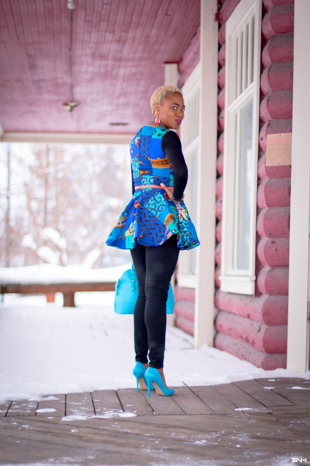 African print clothes