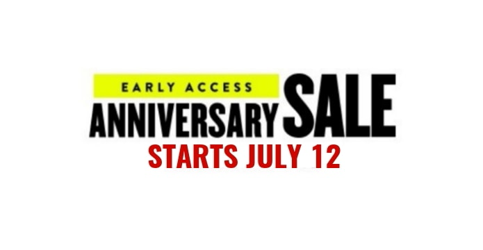 The Nordstrom Anniversary Sale 2018 starts July 20 - August 5, 2018 with Early Access to the sale starting July 12. Read on to get insider tips on how to shop the #Nordstrom Sale.