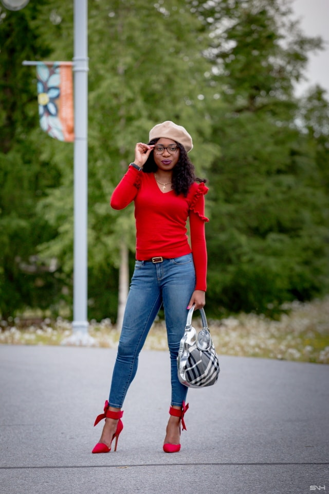 10 Easy Ways to Wear a French Beret in 1.5 Minutes!    Where to Get ... e31ad356ea4