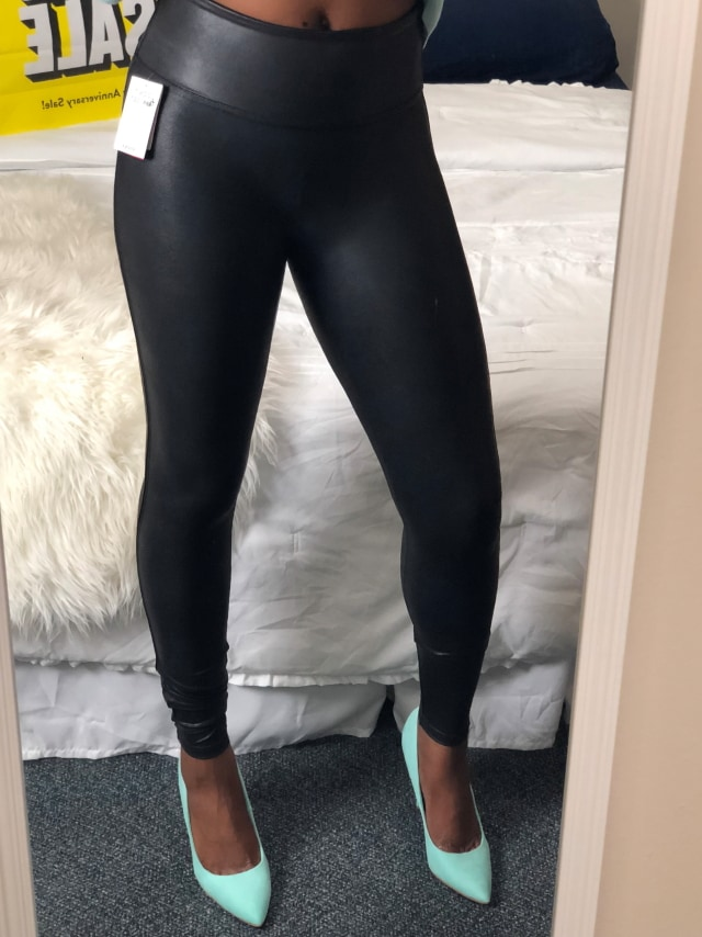 The Best of Nordstrom Anniversary Sale 2018 | What I Kept or Returned! See real outfit photos with sizing tips, style suggestions and more for all of the hottest anniversary sale items. If there is only one item you get from the Nordstrom Sale, it should be this... Spanx ready-to-wow faux leather leggings. nordstrom anniversary sale haul 2018, nordstrom anniversary sale guide 2018