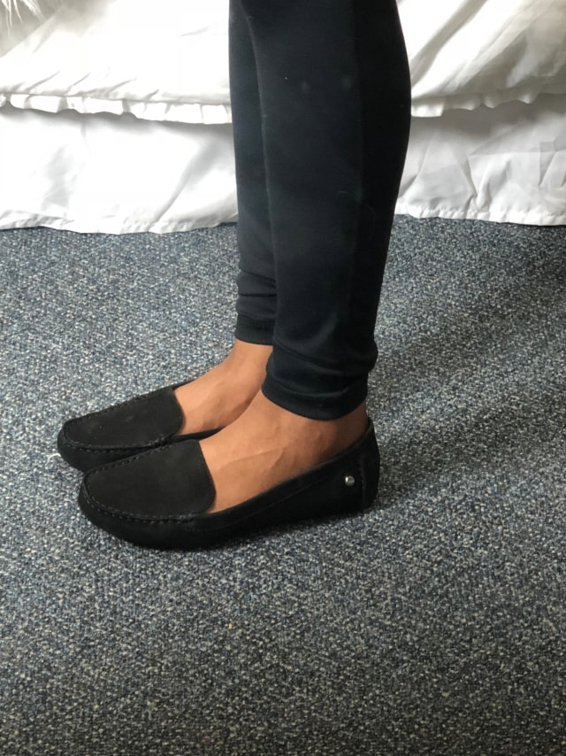 The Best of Nordstrom Anniversary Sale 2018 | What I Kept or Returned! See real outfit photos with sizing tips, style suggestions and more for all of the hottest anniversary sale items. If there is only one item you get from the Nordstrom Sale, it should be this... UGG Milana II Moc Toe Flat. nordstrom anniversary sale haul 2018, nordstrom anniversary sale guide 2018