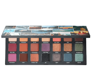 URBAN DECAY Born To Run Eyeshadow Palette | Wondering what to get from the Sephora Beauty Insider Appreciation Event 2018? I've got you covered. These are the best top-rated picks guaranteed to get your money's worth.