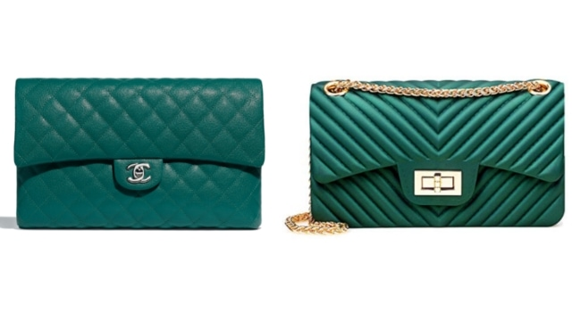 Shopping for some Chanel bag dupes? This is your ultimate guide to shopping the most-wanted Coco Chanel purses on a budget! PLUS everything you need to know about buying designer-inspired bags and look-alikes luxury goods. best designer dupes, designer bag dupe, luxury handbag dupes, designer handbag dupes, Chanel handbag dupes, Chanel purse dupes, Chanel bag dupes, Chanel bags.