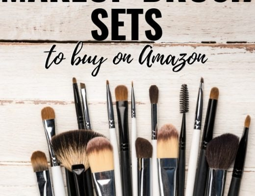Wow! This is an epic roundup of the Best Unicorn Brush Sets to Buy on Amazon. Don't waste your money on expensive makeup brushes when you can get the same results with these top-rated unicorn brush sets! You have to check out this post now! makeup brushes guide, unicorn brushes, best makeup brushes, makeup brushes 101, makeup brush set