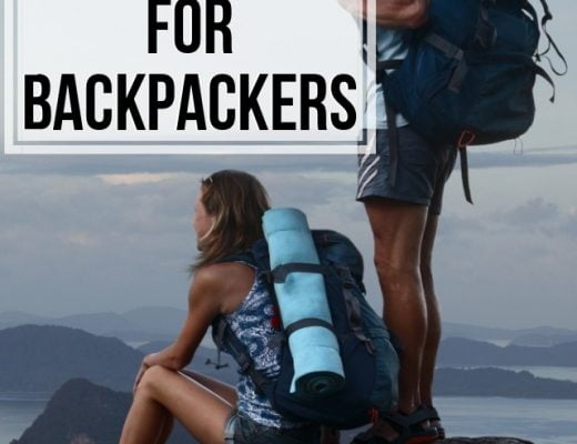 45+ Best Gifts for Backpackers - Unique Gift Ideas for Hikers and Campers. Your ultimate guide to the best gifts for backpackers, hikers, and adventure seekers. Everything you need to know before getting the wanderlust traveler a present today.